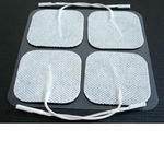 Sachet 4 électrodes à fil 50x50